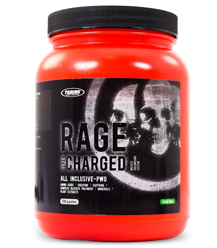 rage supercharged